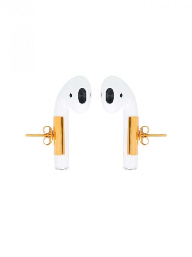 Уникальные сережки предотвратят выпадение наушников Apple AirPod (ФОТО) - фото 2