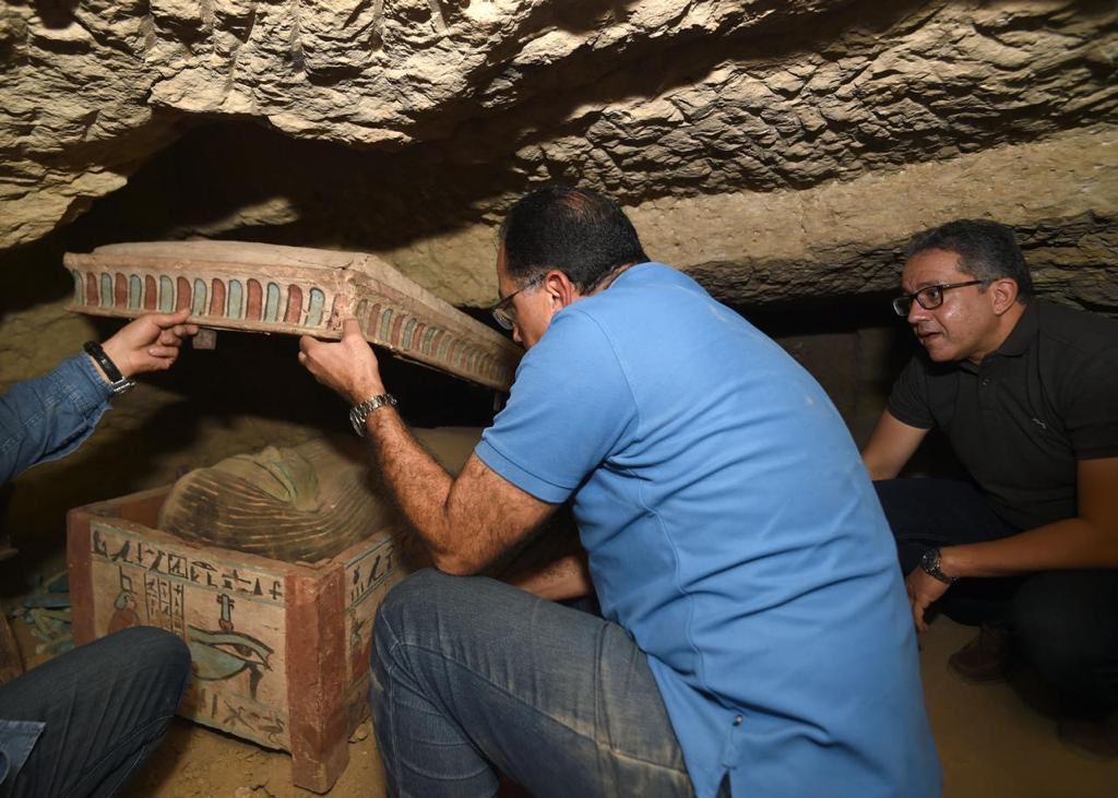 Египет готовится объявить о крупнейшем археологическом открытии (Фото) - фото 4