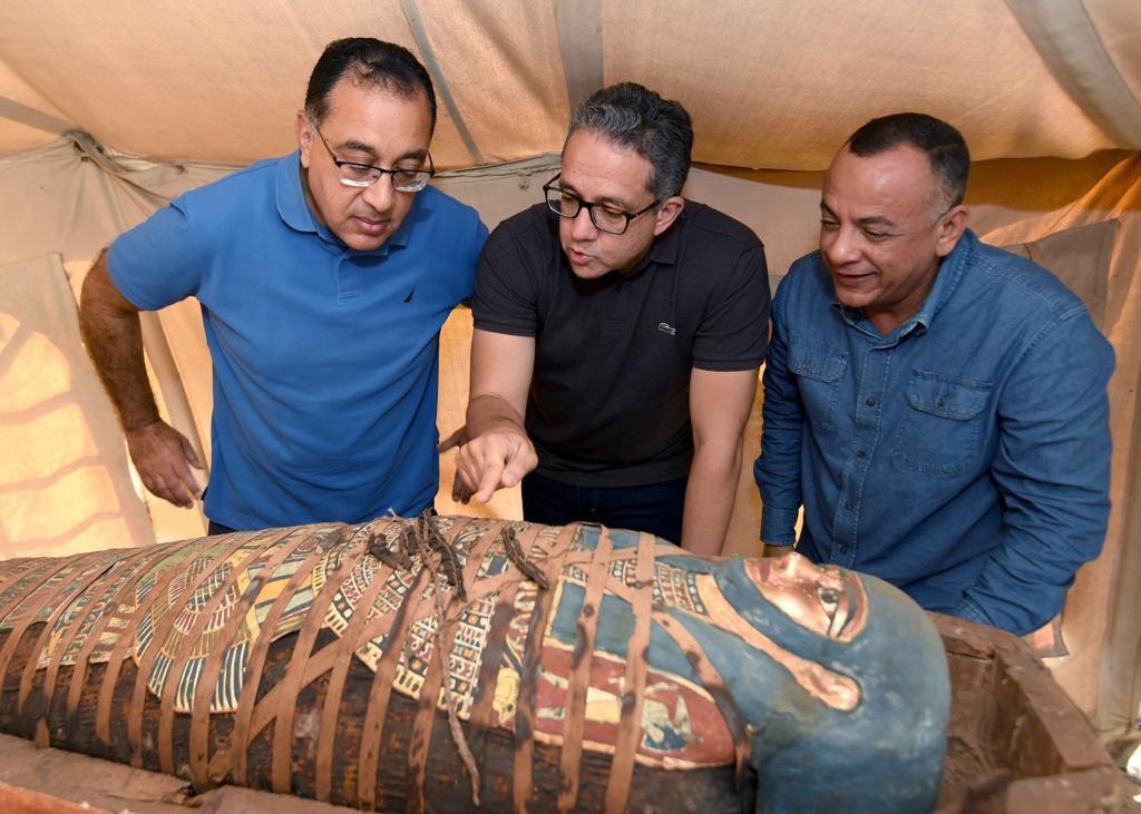 Египет готовится объявить о крупнейшем археологическом открытии (Фото) - фото 5