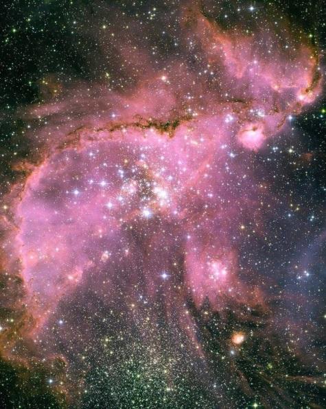 """NASA показало, как выглядит """"облако"""" в космосе (ФОТО)  - фото 2"""