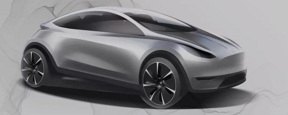 Как будет выглядеть самый бюджетный електрокар Tesla - фото 2