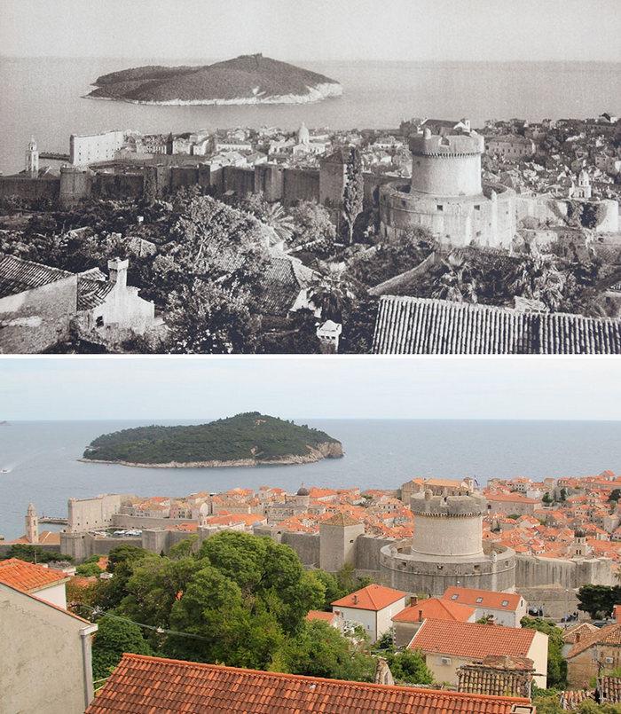 Фотограф показал, как изменилась Европа за 100 лет (ФОТО) - фото 6