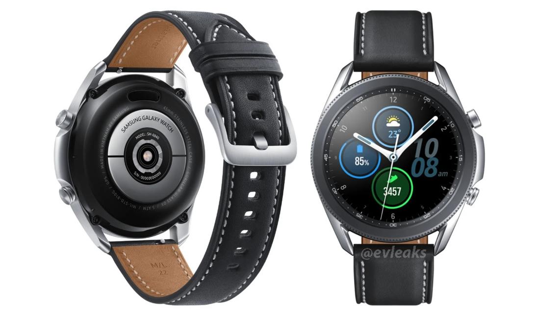 Инсайдер опубликовал рендер смарт-часов Samsung - фото 2
