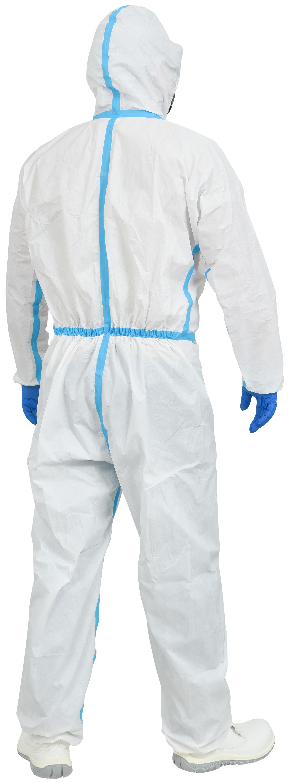 Медиків захищатимуть від ковіду сертифіковані костюми - фото 3