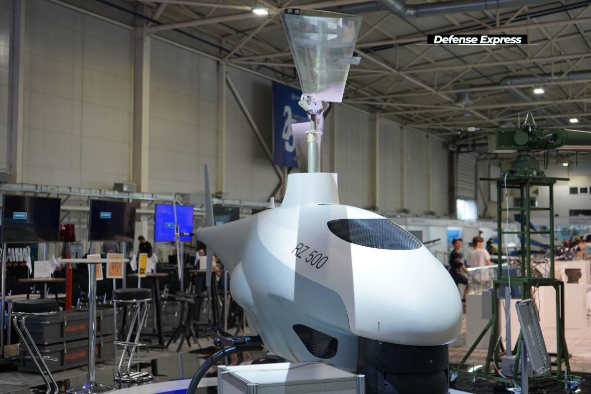 Як виглядає перший побудований в Україні ударний БПЛА вертолітного типу (ФОТО) - фото 2