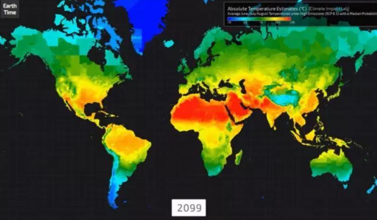 Планета накаляется: ученые рассказали, какой будет погода в мире через 80 лет - фото 3