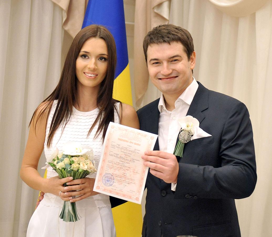 Бывшую супругу сына Ющенко подозревают вкраже млрд. долларов