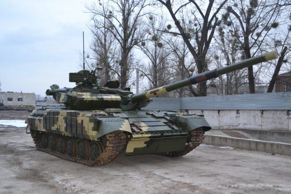 Украинская армия получила партию сверхмощных модернизированных танков (Фото) - фото 2