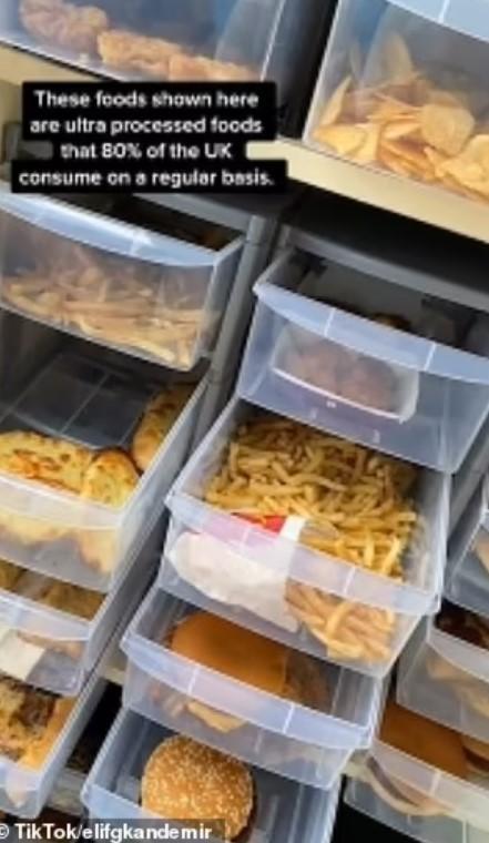 Диетолог два года хранит дома еду из McDonald's: что с ней произошло (ФОТО, ВИДЕО) - фото 3