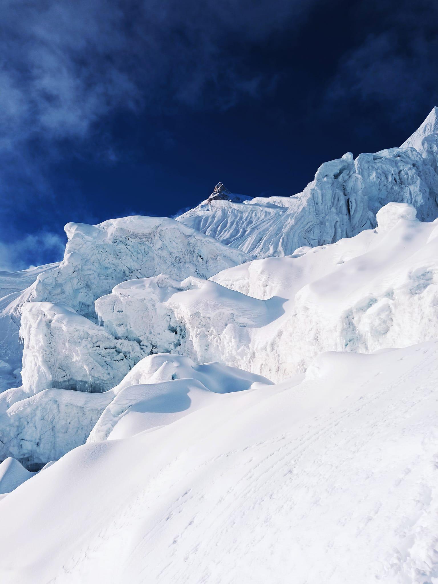 Украинец покорил восьмую по высоте вершину мира - фото 3