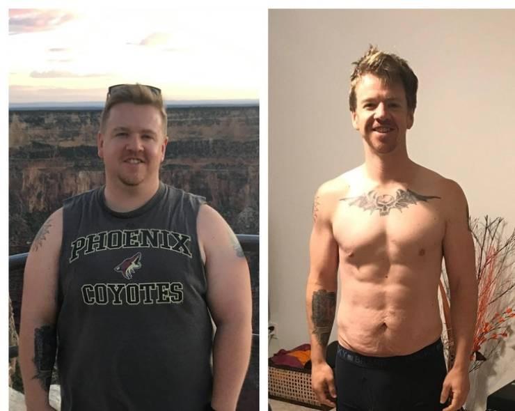 Вольові і цілеспрямовані: чоловіки, які захотіли і змогли схуднути (фото) - фото 2
