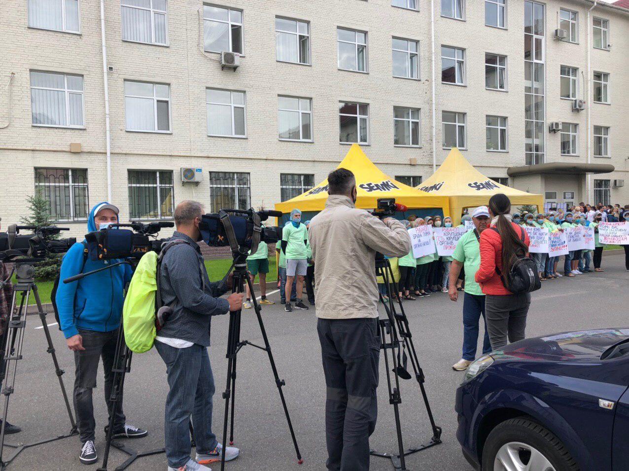 Колектив «Семок» вимагає звільнити прокурора Рубана з прокуратури - фото 2