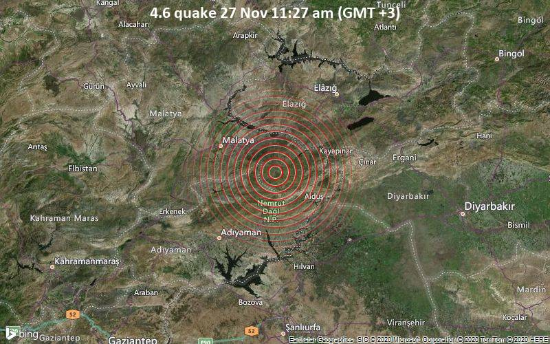 У Туреччині зафіксували новий землетрус - фото 2
