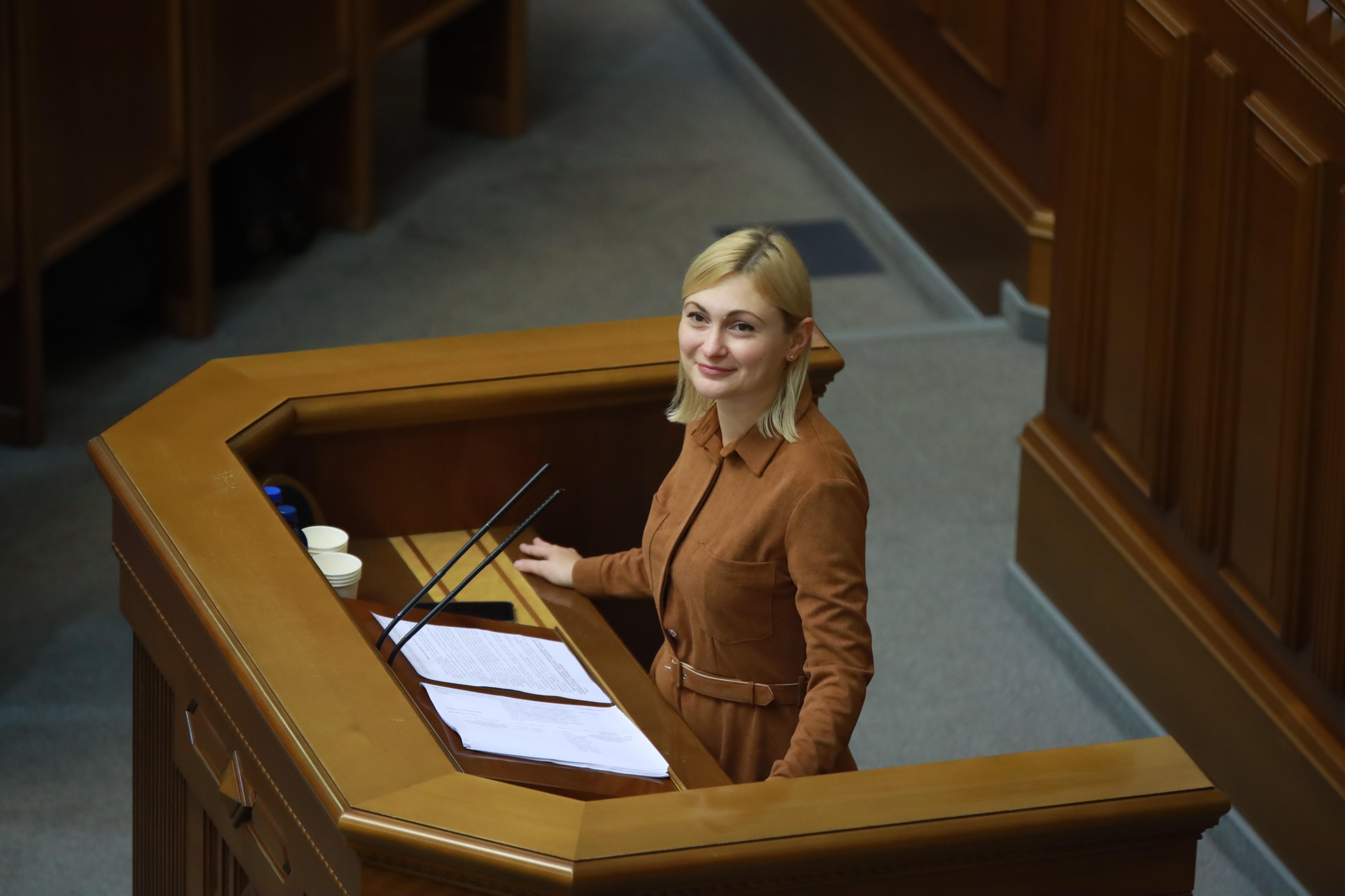 Євгенія Кравчук: «Варіант розпустити Раду у Зеленського завжди на столі»  - фото 6