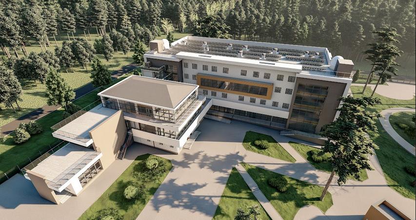 Как будет выглядеть самый большой в Европе Международный центр детского научного творчества, который построят в Киеве - фото 3