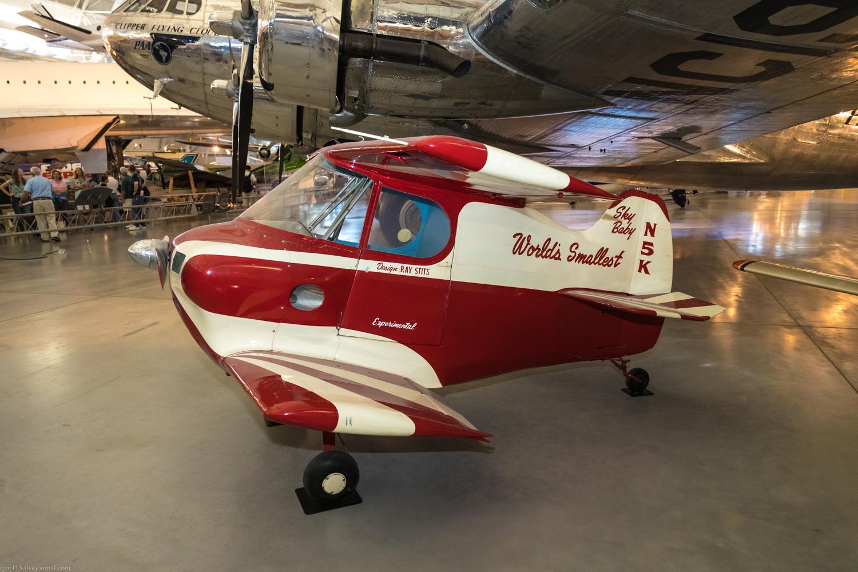 Топ-3 самых маленьких самолета в мире - фото 4