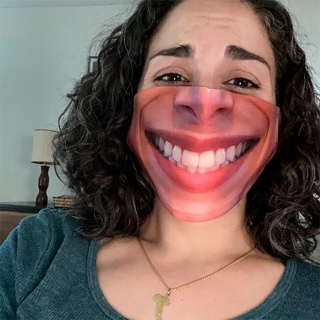 Маски, що імітують особи - 20+ найсмішніших фото - фото 4