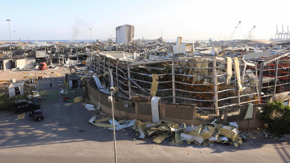 До и после взрывов: как изменился Бейрут, который накрыли тонны завалов (ВИДЕО, ФОТО) - фото 7