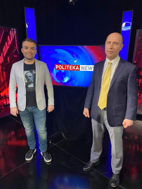 Топ-50 політичних експертів України в особах: Руслан Бізяєв  - фото 2