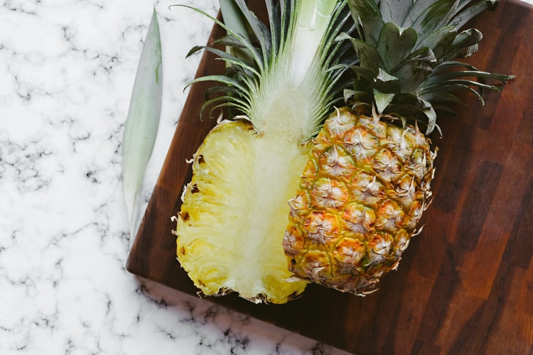Выбираем сочный и вкусный ананас. Три шага - фото 3