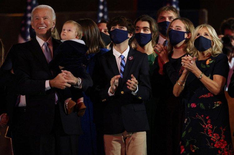 Каков настоящий Джо Байден: малоизвестные фото - фото 8