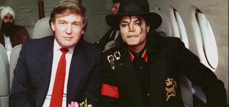 Історичне фото: Дональд Трамп і Майкл Джексон 30 років тому - фото 2