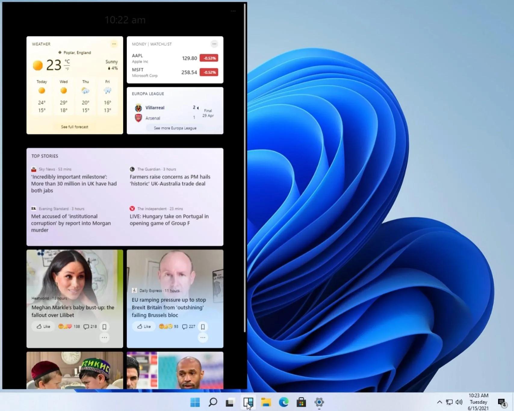Как выглядит Windows 11: появились скриншоты  - фото 3