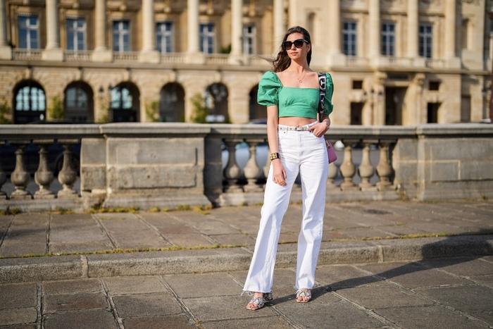 С чем носить белые джинсы этим летом (ФОТО) - фото 4