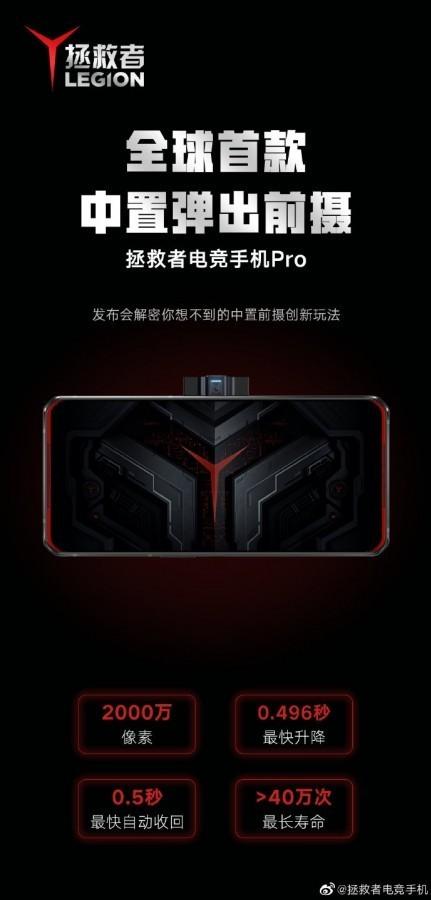 Компания Lenovo выпустит уникальный игровой смартфон - фото 3