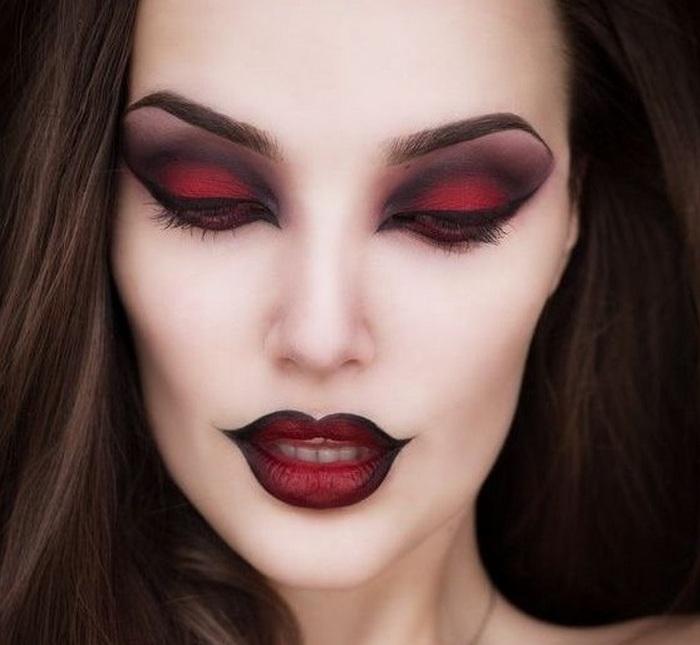 Создаем эффектный образ: ТОП-5 идей макияжа на Хэллоуин - фото 5