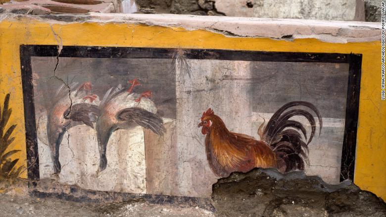 Археологи обнаружили древний магазин уличной еды в Помпеях - фото 5