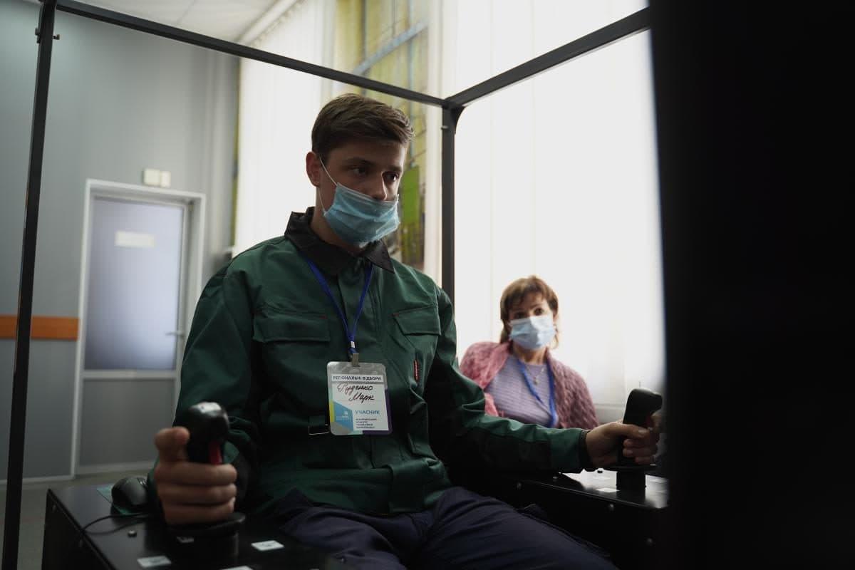 В Украине стартовал конкурс рабочих профессий WorldSkills  - фото 3