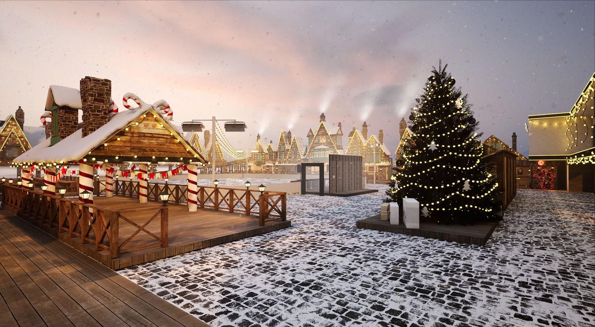 Під Києвом на новорічні свята відкриють містечко за мотивами книги про Гаррі Поттера - фото 3