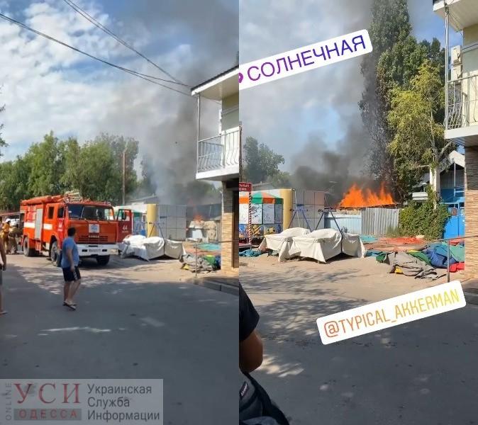 На курорте под Одессой слышны взрывы (ВИДЕО 18+) - фото 2