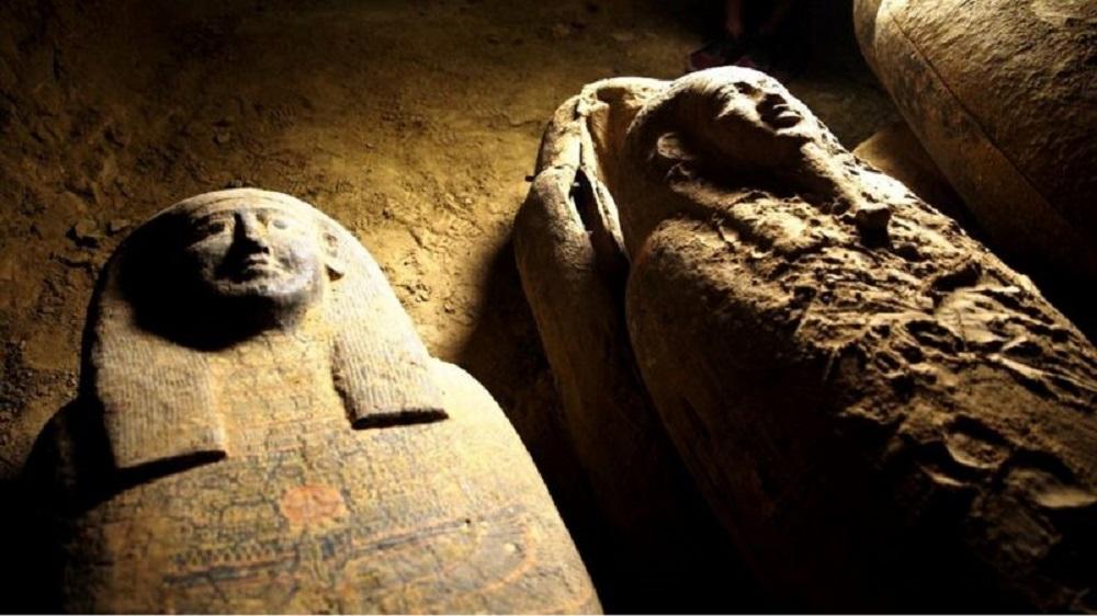 В Египте археологи раскопали древнейшие саркофаги: выглядят как новые (ФОТО) - фото 3