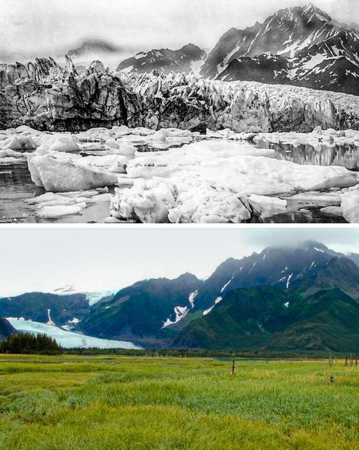 Фотографии, доказывающие, что изменение климата - не шутка  - фото 2