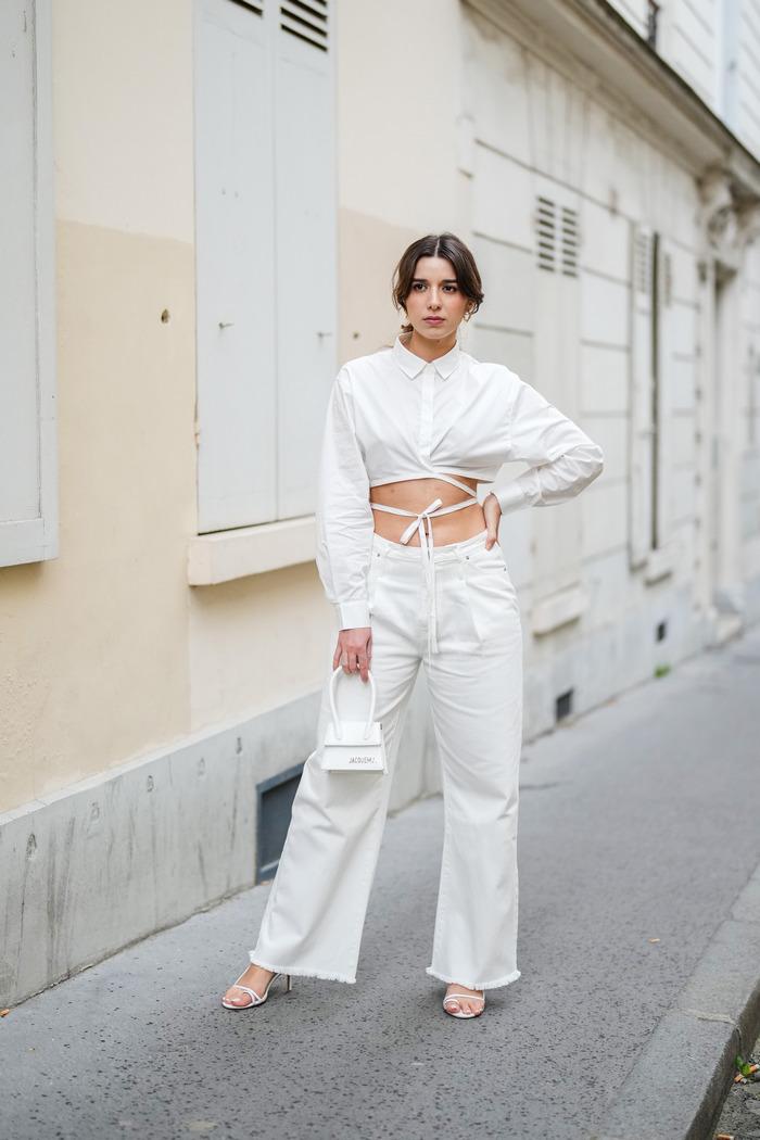 С чем носить белые джинсы этим летом (ФОТО) - фото 3
