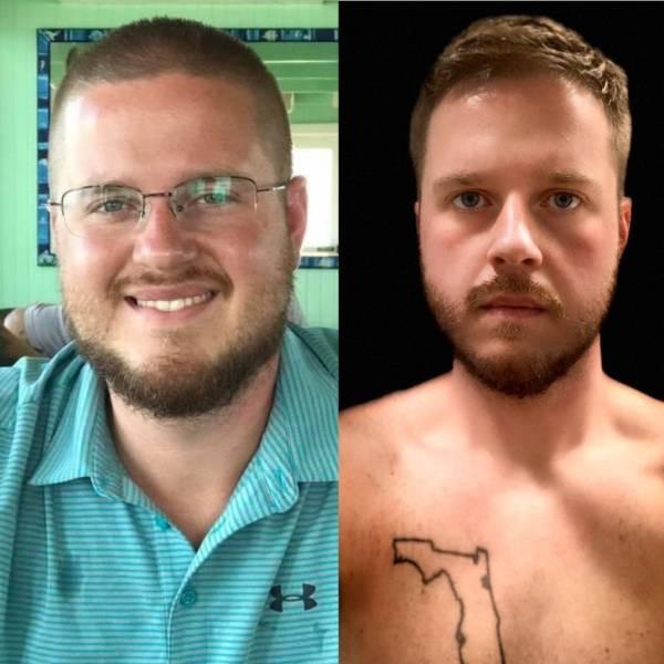 Вольові і цілеспрямовані: чоловіки, які захотіли і змогли схуднути (фото) - фото 15