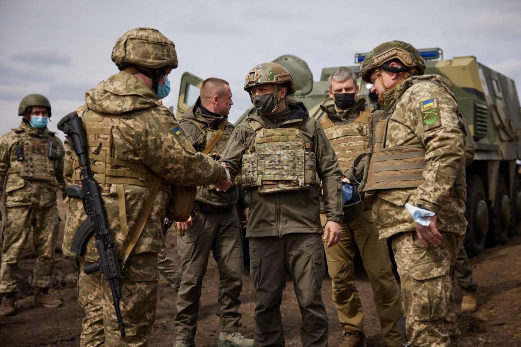 Зеленский побывал с визитом на Донбассе: подробности (ФОТО) - фото 2