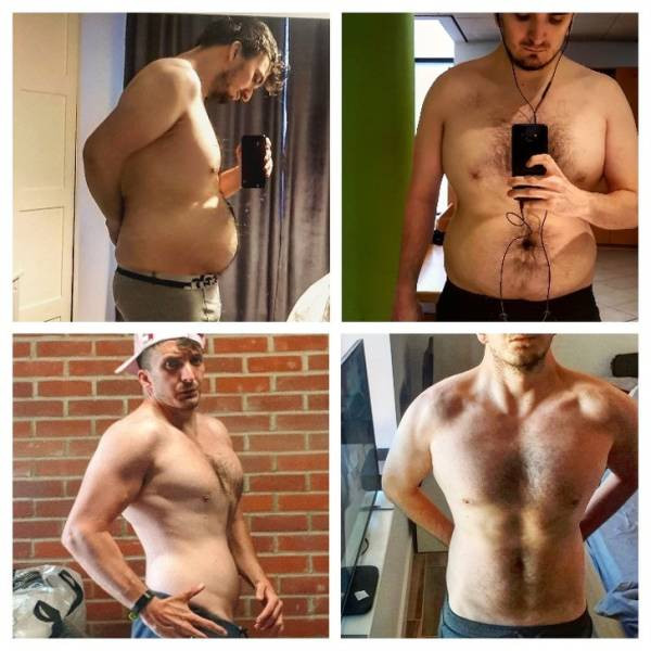 Вольові і цілеспрямовані: чоловіки, які захотіли і змогли схуднути (фото) - фото 10