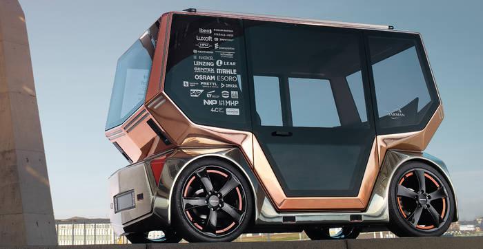Не Маском единым: четыре невероятных автомобиля будущего - фото 3
