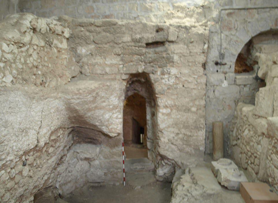 Знайдено можливий будинок Ісуса, в якому він провів дитинство (фото) - фото 2