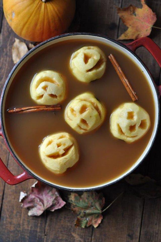 Страшно красиво: декор еды на Хэллоуин 2020 (фото)  - фото 9