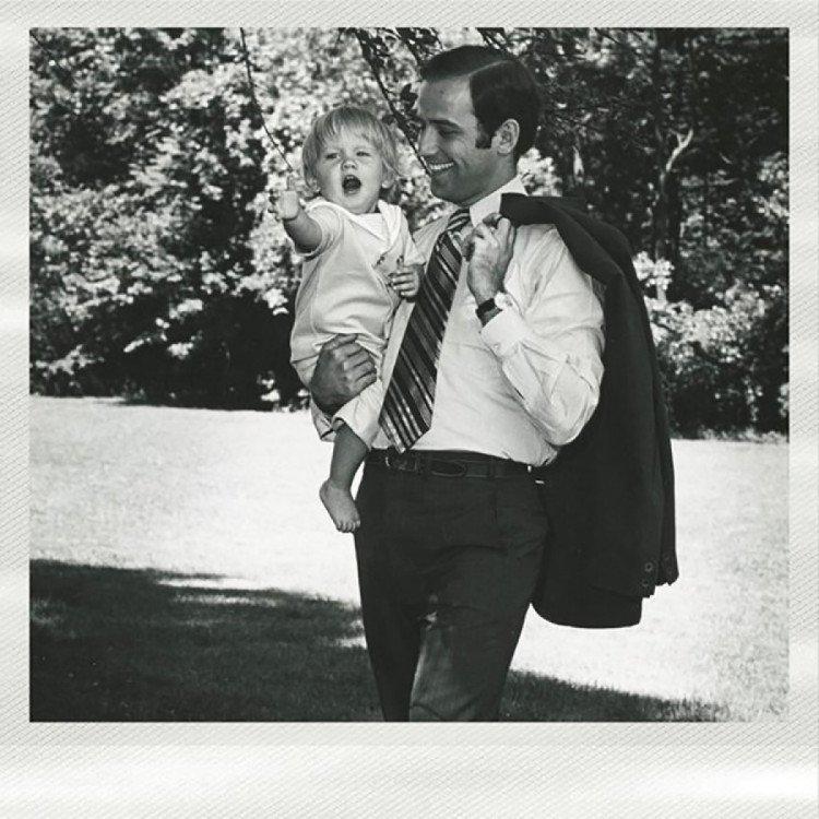 Яким є справжній Джо Байден: маловідомі фото - фото 7