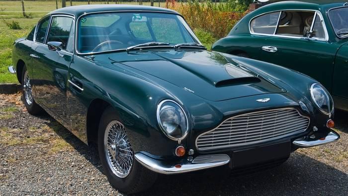 Топ-5 автомобилей из коллекции сэра Пола Маккартни - фото 3