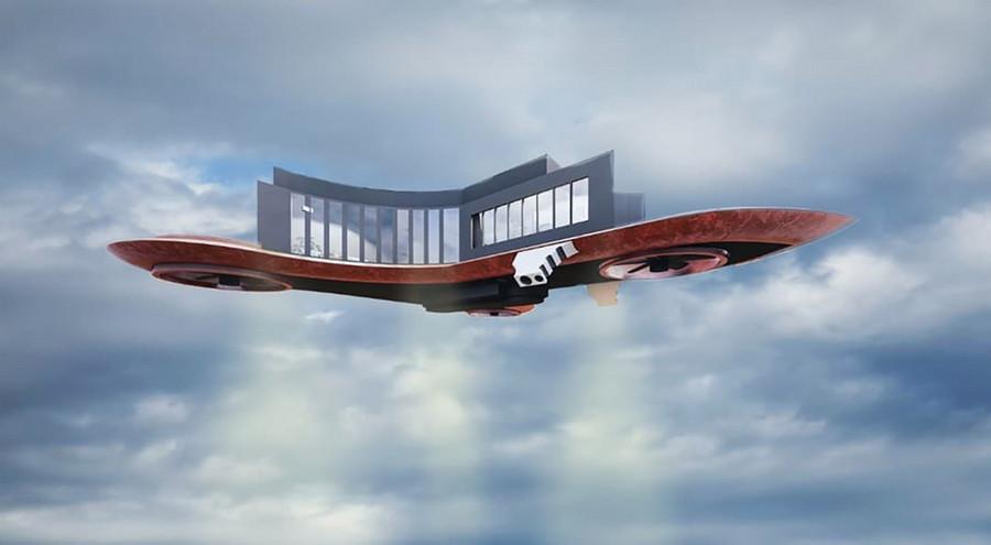 Как будут выглядеть дома на Марсе: архитектор поделился своими предположениями (ФОТО)  - фото 4