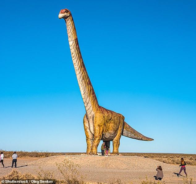 Учёные показали, как выглядело самый большой динозавр на Земле (ФОТО)  - фото 4