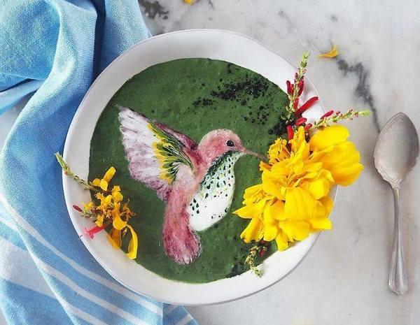 Еда как искусство: самые красивые блюда, которые вас удивят - фото 4