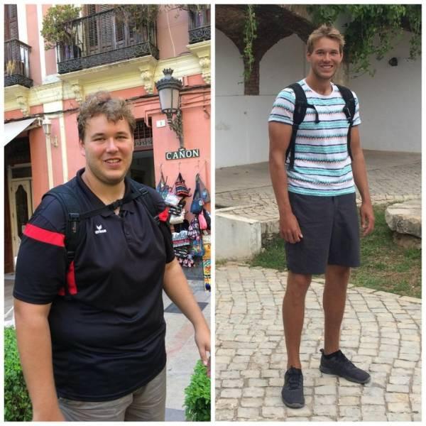 Вольові і цілеспрямовані: чоловіки, які захотіли і змогли схуднути (фото) - фото 17