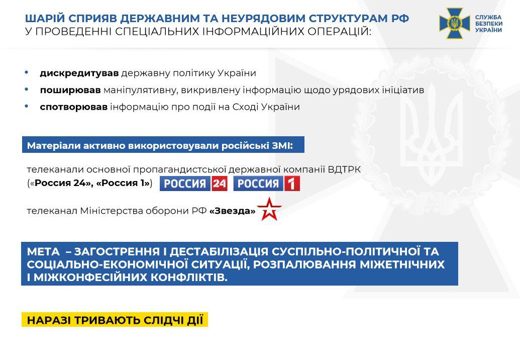 Анатолію Шарію повідомили про підозру в СБУ: подробиці та реакція (ФОТО, ВІДЕО) - фото 3